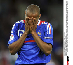 BERN: French forward Thierry Henry