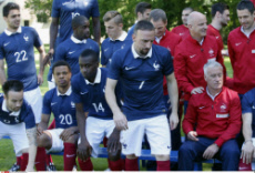 France Soccer WCup Ribery Out