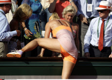Paris, Roland Garros: Final Sharapova vs Halep