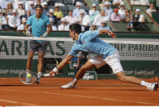 APTOPIX France Tennis French Open