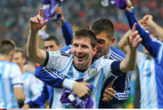 Brazil 2014: Argentina goes to the final