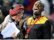 Usain Bolt triomphe au Commonwealth Games