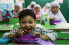 Schoolfood around the world