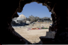 Gaza Cease Fire Enters Second Day