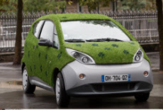 Electric's vehicles and car sharing