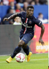Serge Aurier in custody