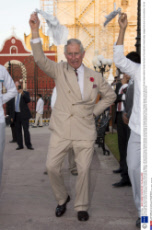 Prince Charles in Mexico