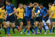 Rugby : France vs Australie