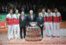 Lille Davis Cup final Day 3
