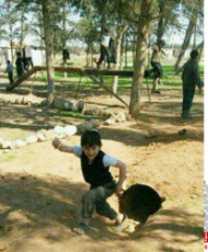 Mideast Islamic State Child Soldiers