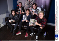 One Direction: Who We Are' autobiography book signing