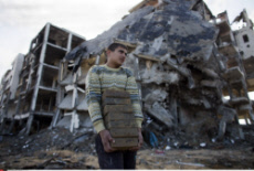 Gaza Reconstruction At Slow Pace