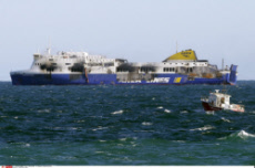 Italy Ferry Fire