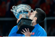 Melbourne 2015 - King Novak V