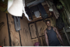 Ghana Old Fadama is the poorest neighbourhood in the capital Accra