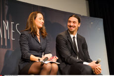 ZLATAN IBRAHIMOVIC KICKS OFF CAMPAIGN TO BEAT HUNGER