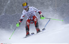 Worlds Mens Slalom Skiing