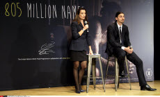 Paris: Zlatan Ibrahimovic Promotes a Word Food Program