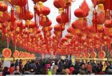Chinese Lunar New Year celebrations in the world