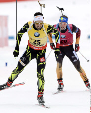 Finland Skiing Biathlon Worlds