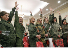 Ukraine : Beauty contest