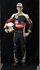 F1 Pilote photocall