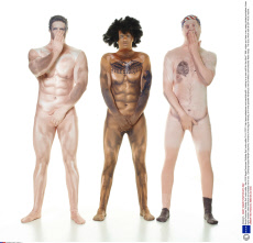 MorphCostumes 'Birthday Suit' nude outfits - Mar 2015