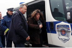 Serbia French citizens arrested for kidnapping