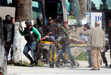 Tunisia 17 foreigners among 19 killed in shooting attack on Tunis museum.