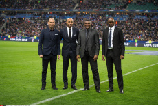 Zidane, Henry & CO honored