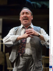 'Death of a Salesman' Play performed by the Royal Shakespeare Company at Stratford upon Avon, UK, 31 Mar 2015