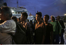 Indonesia Seafood From Slaves
