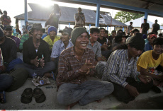 APTOPIX Indonesia Seafood From Slaves