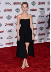 Premiere Of Avengers: Age Of Ultron
