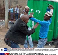 South Africa Xenophobia Violences