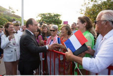 Hollande in french carribean