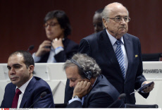 FIFA presidential vote after corruption scandal