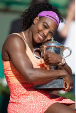 RolandGarros 2015: Serena Williams