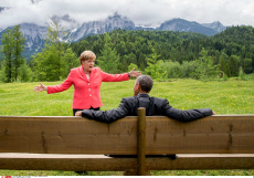 Germany - G7 Summit
