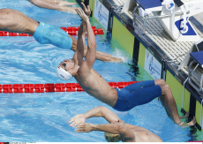 Swimming: Trofeo Settecolli
