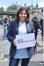 Paris Candidat JO 2024