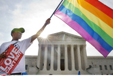 Supreme Court legalize gay marriage