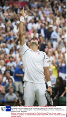 Wimbledon Championships 2015 Day Thirteen All England Lawn Tennis & Croquet Club, Church Rd, London, United Kingdom - 12 Jul 2015