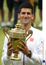 Wimbledon Tennis Championships, London, Britain - 12 Jul 2015