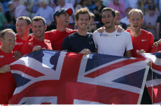 Davis Cup 2015 Quarter Finals Great Britain v France