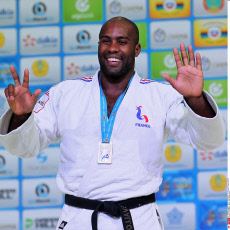 World Champion Teddy Riner