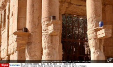 Islamic State militants destroy temple in Syria's Palmyra