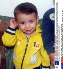 Migrant Aylan,3, died on Turkish beach