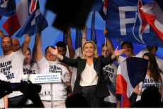 French Far right party summer camp