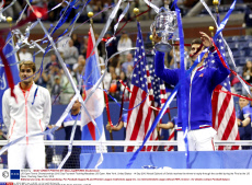 US Open Tennis Championships 2015 Day Fourteen Flushing Meadows US Open, New York, United States - 14 Sep 2015